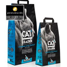 Silver Pentawards 2013 Other Markets – Pet Products (food and accessories) Brand: Cat Leader  Entrant: Busybuilding  Country: GREECE  www.bu...