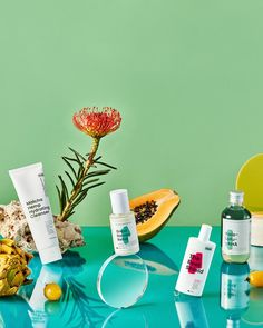 Matcha Hemp Hydrating Cleanser : Cleanser For Sensitive Skin Matcha, Tamanu Oil, Skin Resurfacing, Acne Marks, Flat Lay Photography, Beauty Shots, Skin Routine, Hemp, Products