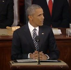 Voice of America Newsroom gave VOA services largely unipartisan comments to Obama's address