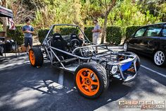 Custom+Tube+Chassis+Car | The Slayer! Custom Built Tube Chassis Car by Checkerd Sports