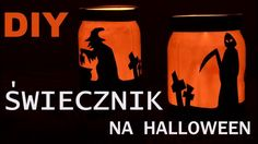 DIY: 🎃🔥 Świeczniki na Halloween 🔥🎃 - [Best Idea For]
