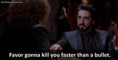 - Carlito's Way 1993  Al Pacino  Sean Penn Dir. Brian De Palma