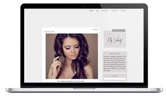 Free Blogger theme for a limited time only. My Vanity custom theme for Blogger.  #nooralqahtani #blogmepretty #blogdesigns