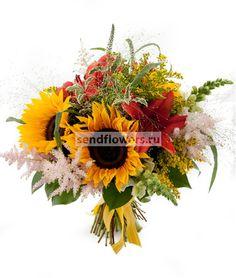 Ясный день http://www.sendflowers.ru/rus/flowers/bc3723.html