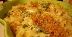 Slow Cooker Mac & Cheese Florentine