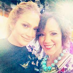 J.Lo Surprises Kathie Lee, Hoda Woman & Me on TODAY!