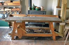 The Moravian Workbench  by Will Myers