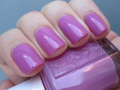 Colour !! Essie - Splash of Grenadine