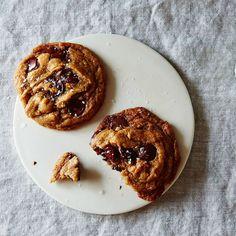 Ovenly's Secretly Vegan Salted Chocolate Chip Cookies Recipe on Food52 recipe on Food52