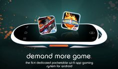 Handheld Android Gaming Device Launches For $149