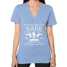 Fashions dadd V-Neck (on woman)