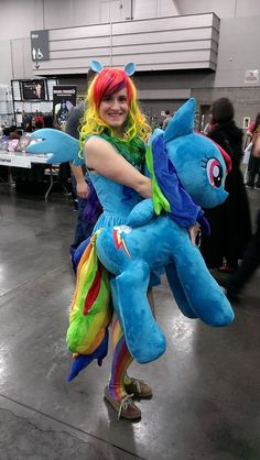 Hey, I found this really awesome Etsy listing at https://www.etsy.com/listing/177739432/life-size-hand-made-custom-oc-pony-my