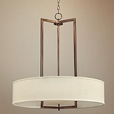 "Hinkley Hampton Collection 30"" Wide Pendant Light"