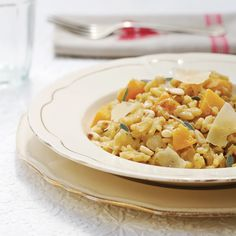 AMC | Butternut & sage risotto