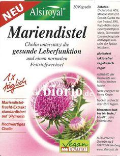Mariendistel