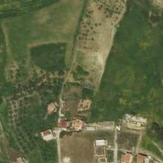 Mappa di Agrigento - Via Serraferlicchio - CAP 92100, stradario e cartina geografica   Tuttocittà