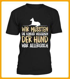 Hund War Allergisch Limitierte Auflage - Beast shirts (*Partner-Link)