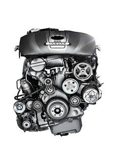 Jaguar 2-lt Turbo Petrol Engine #jaguar