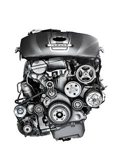Jaguar 2-lt Turbo Petrol Engine #jaguar
