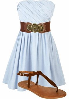 Elegant Fashion Style: Spring Outfits