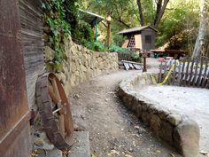 Cold Springs Tavern outside Santa Barbara California