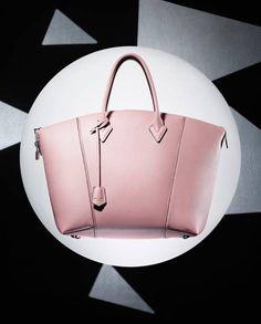 【画像】『ルイ・ヴィトン』っぽくないヴィトンの新作バッグが胸アツ! 春らしいピンクが上品&キュート♪ - Peachy - ライブドアニュース