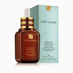 estée lauder, advanced night repair, pele, tez, textura da pele, pele acetinada, luminosa e rejuvenescida, beleza, produtos de beleza, consu...