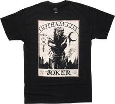 Joker Tarot Card T-Shirt