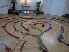Labyrinth Awareness Month ... 5 one night presentations included: History, Meaning, Benefits, Drawing, Creating and Walking a Labyrinth