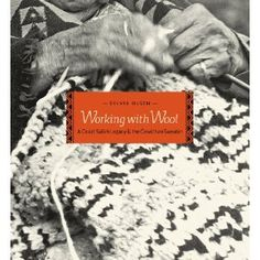 """A great book on the history of Cowichan Wool and sweaters:     """"Working with Wool, a Coast Salish Legacy"""" by Sylvia Olsen.  Although it looks at the history of the Cowichan Sweaters, it covers the history of the wool too."""