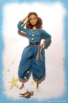 Aya w Świecie Lalek: Opowieść o tym, jak Asha marzenia spełniała...