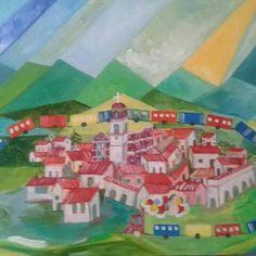 Contepec Pintura Rodrigo Aridjis