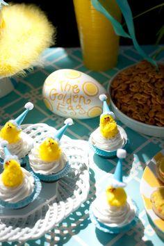 Golden Egg party