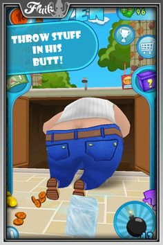 Plumber Crack   Free to Play Iphone Game App