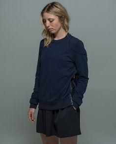 Lululemon Future Varsity Pullover