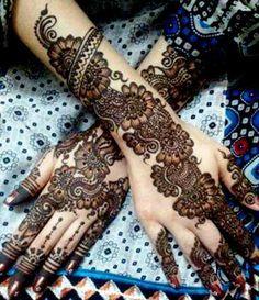 Mehndi Designs No-132