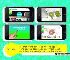 Spectacularch! - il portfolio si fa applicazione http://bit.ly/ZXCscL