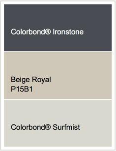 Roof - Ironstone |  Render - Beige Royal  |  Windows - Surfmist