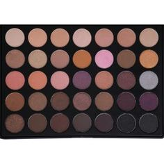 Morphe Brushes makes eye shadows that are extremely high quality for 2 bucks a shadow, so this palette of 35 eye shadows is just under 20 bucks... WANT NOW!!!
