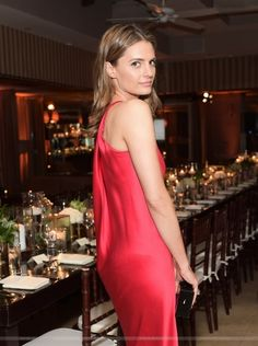 #StanaKatic at ELLE's Annual Women In Television Celebration (2015)