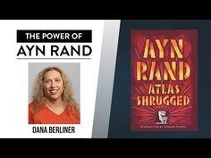 Atlas Shrugged, Property Rights, Ayn Rand, Vice President, Presidents, Law, Career, Novels, Inspired