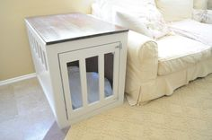 40 Comfy Large Dog Crate Ideas 15