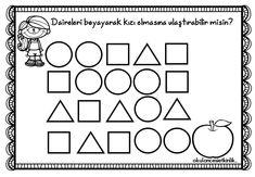 Kindergarten Math Worksheets, Motor Activities, Speech Therapy, Preschool, Success, Geometric Fashion, Early Education, Learning, School
