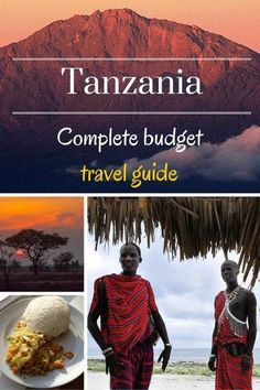 Tanzania complete budget travel guide