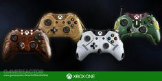 Xbox U.K. celebrates May 4 with these cool Star Wars controller concepts