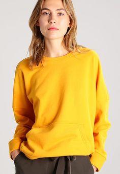 ONLY ONLSUSANNE OVERSIZE - Sweatshirt - golden glow für 34,95 € (10.09.17) versandkostenfrei bei Zalando bestellen.