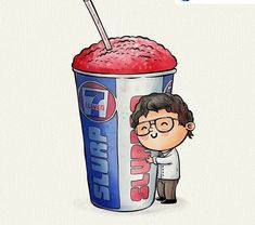 This makes a super cute wallpaper! Stranger Things Characters, Stranger Things Quote, Stranger Things Aesthetic, Stranger Things Netflix, Stranger Things Season, Photos Des Stars, Stranger Things Have Happened, Slurpee, Fan Art