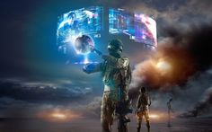 sci fi image: Wallpapers Collection - sci fi category