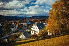 Lillehammer, Norway    I loved visiting Lillehammer.