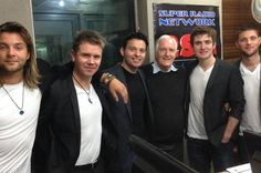 @Hank Kimner Thunder LIVE on Talk Tonight with Graeme Gilbert http://2smsupernetwork.com/celtic-thunder-live-in-the-studio-on-talk-tonight … #2SM #Sydney pic.twitter.com/M6s6sVnEXj